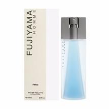 Fujiyama Homme for Men by Fujiyama 3.3 oz / 100 ml EDT Eau de Toilette Spray NEW - $43.99