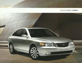 2010 Hyundai AZERA sales brochure catalog 10 US GLS Limited - $6.00