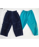 Carters and Hanes Size 4T Pants  - $12.99