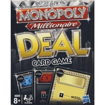 Parker Brothers Monopoly Millionaire Deal - $38.10