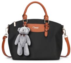 Waterproof Nylon Women Shoulder Bags Free Shipping Handbags Tote Bags F3... - $42.99