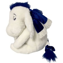 "Winter White Eeyore 12"" Plush Disney Store Stuffed Animal Pooh Series - $22.28"