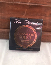 Too Faced Soleil Matte Bronzer Medium/Deep Travel Size (0.08oz/2.5g) NIB - $19.62