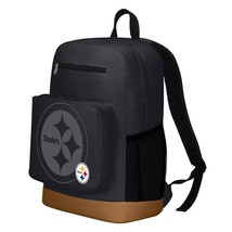 Pittsburgh Steelers Playmaker Backpack, 1202 cubic inches  (1NFL9C300107... - $29.99