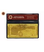 WR 1966 Saudi Arabia 100 Riyals Banknote 999 Gold Plated Money Note Gift... - €4,25 EUR