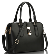Free Shipping Leather Handbags Large Fashion Shoulder Bags Mixed Color Y... - ₨2,589.65 INR+