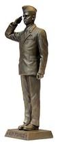 """Khaki Army KA309 Salute Series USA Air Force Airman 12"""" Military Bronze ... - $99.99"""