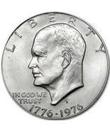 1975-P Uncirculated Eisenhower Dollar CP6512 - €4,01 EUR
