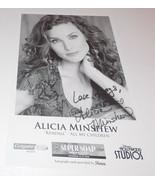 Alicia Minshew Autograph Reprint Photo 9x6 All My Children 2008 Tainted ... - $9.99
