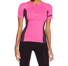 Small Pearl iZUMi Women's Pursuit Endurance Short Sleeve Shirt Cycling UPF 50+