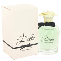 Dolce by Dolce & Gabbana Eau De Parfum Spray 2.5 oz - $81.95