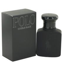 Polo Double Black by Ralph Lauren Eau De Toilette Spray 1.36 oz - $54.95