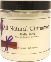 All Natural Cinnamon Bath Salts - $13.33+