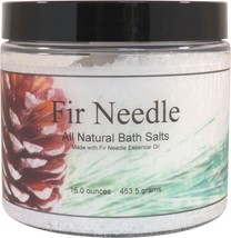 All Natural Fir Needle Bath Salts - $13.33+