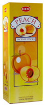 Hem Best Seller Incense Peach 120 Incense Sticks  Free Shipping - $7.84