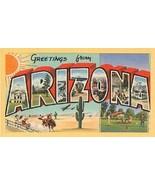Greetings From Arizona Magnet - $7.99
