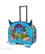 Disney Monster University Rolling Luggage Suitc... - $129.95