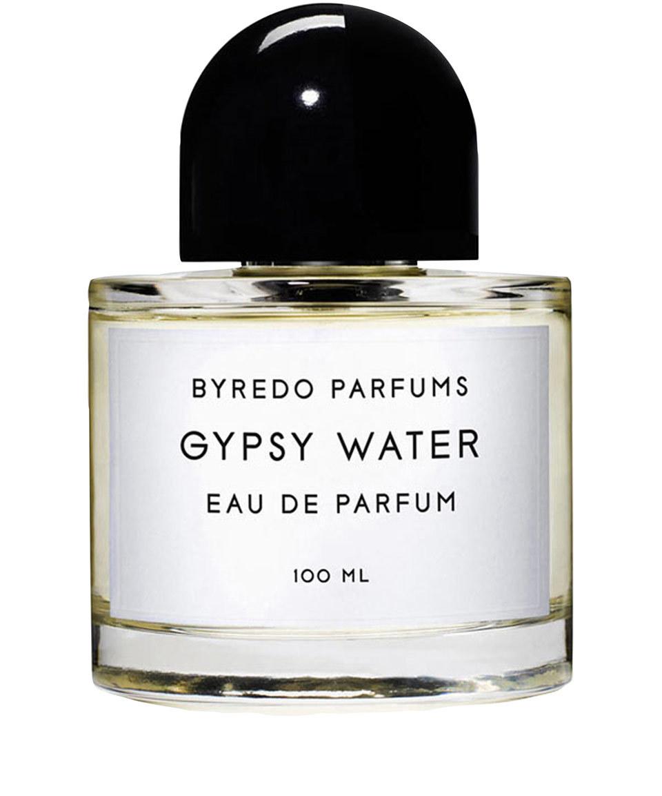 GYPSY WATER by BYREDO 5ml Travel Spray Lemon Juniper Orris Vanilla Parfum