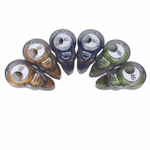 6pcs M&G 5mm x12m Writing Correction Tape Stati... - $10.11