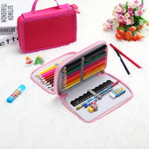 36 Holes Art Pen Pencil Makeup Brush Case Box S... - $17.28