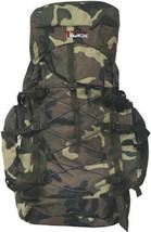 Large Camoflauge Backpack Camping 3200 Cu In Camo Hiking Rucksack Backpa... - $412,88 MXN