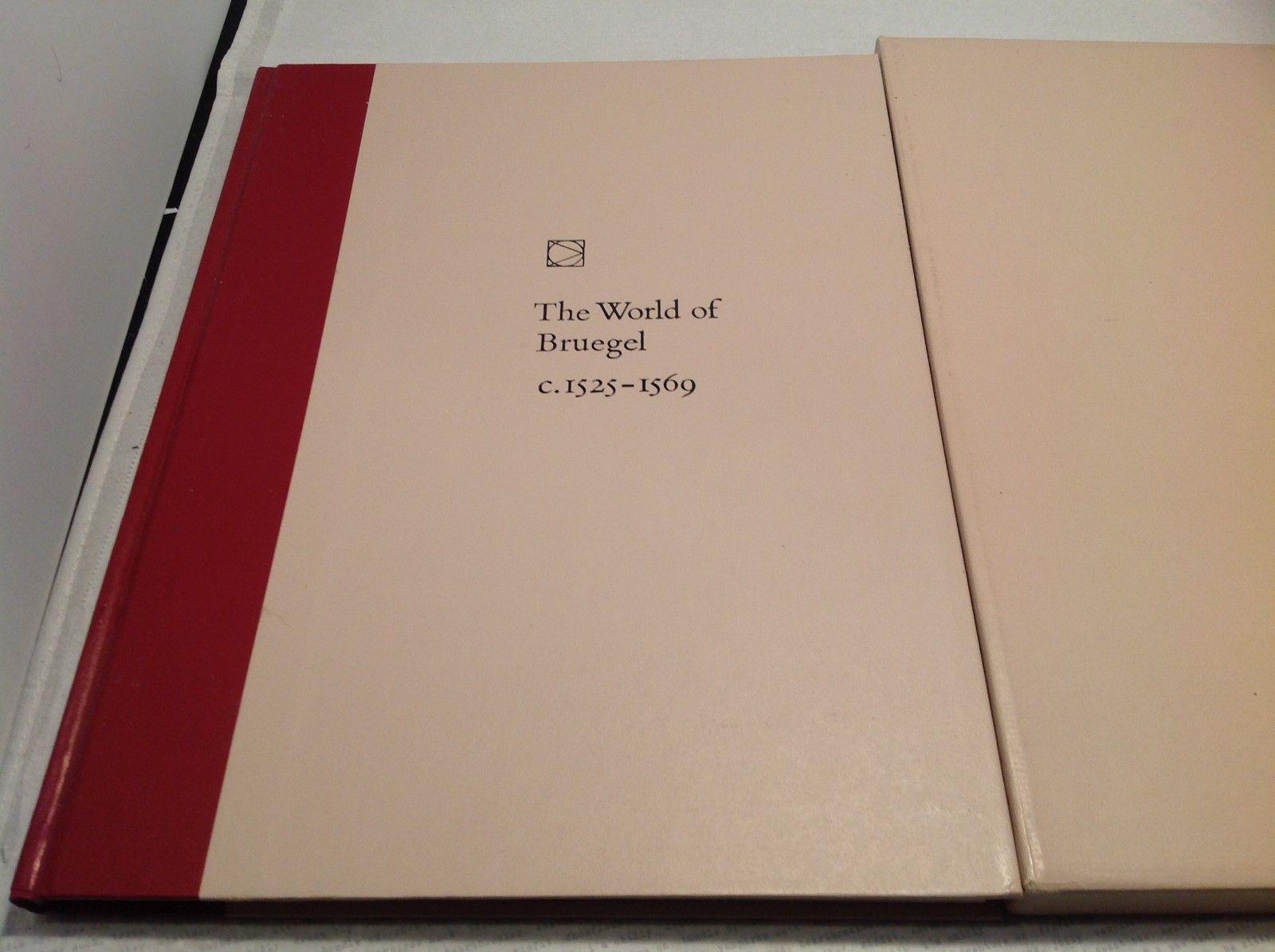 Hardcover The World of Bruegel Art Book