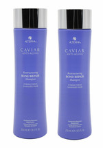 (2 Pack) 8.5 Fl Oz Alterna Caviar Anti-Aging Restructuring Bond Repair S... - $32.65