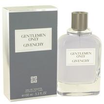 Gentlemen Only by Givenchy Eau De Toilette Spray 1.7 oz - $55.95