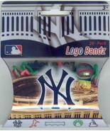 NEW YORK YANKEES MLB Genuine Logo Silly Bandz - $1.97