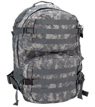 ExtremePak Heavy-Duty Water Resistant Digital Camo Army Backpack,Free Sh... - $847,37 MXN