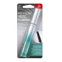 Revlon Grow Luscious Plumping Mascara Waterproof, Blackened Brown 223 - $8.99