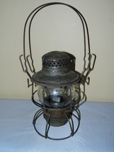Antique Rare Adlake Kero No. 4-59 Lantern - $112.16