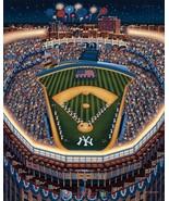 New York Yankees  500pc 16x20 Jigsaw Puzzle Eri... - $24.74