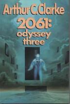 2061: Odyssey Three - Arthur C. Clarke - HC - 1987 - Del Rey Books. - $2.93