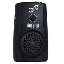 First Act Go Amp iPod Nintendo DS, Sony PSP, Game Boy SPEAKER  Gaming Am... - $12.86