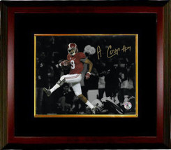 Amari Cooper signed Alabama Crimson Tide 8X10 Photo Custom Framed #9 (ho... - $116.95
