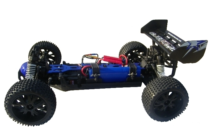 HOT SUPER FAST REDCAT RACING CALDERA XB 10E BRUSHLESS BUGGY