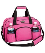 """Extreme Pak Pink 18"""" Sport Duffle Bag Gym Carry... - $26.72"""