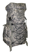 Backpack ACU Digital 3200 Cu In Camping Hiking Large  Rucksack Bug Out O... - $750,50 MXN