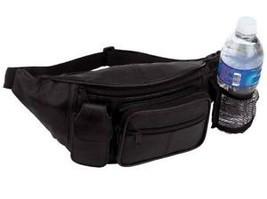 Leather Fanny Pack  Hip Waist Case Water Bottle Holder - $375,15 MXN