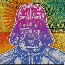 Darth Vader Star Wars Oil Painting on Canvas Po... - $34.65