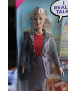 Working Woman Barbie - 20548 - I really talk - NRFB - $14.06