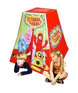 Yo Gabba Gabba Play Tent - $18.00