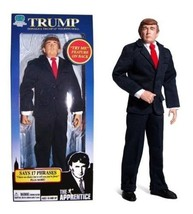 Donald Trump Talking Doll 17 Phrases Collectibl... - $59.95