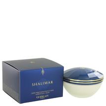 SHALIMAR by Guerlain Body Cream 7 oz Women - $84.50