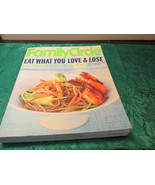 Family Circle Eat What You Love & Lose - $5.99