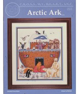 Arctic Ark Cross Stitch Pattern Cross My Heart ... - $6.99