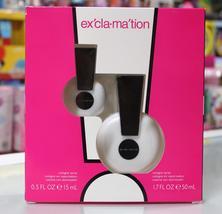 ex'cla.ma'tion by Coty 2pcs Set for Women 3614222354468 1.7 fl.oz / 50 ml spray - $32.98