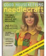 Good Housekeeping Needlecraft Spring Summer 197... - $5.99