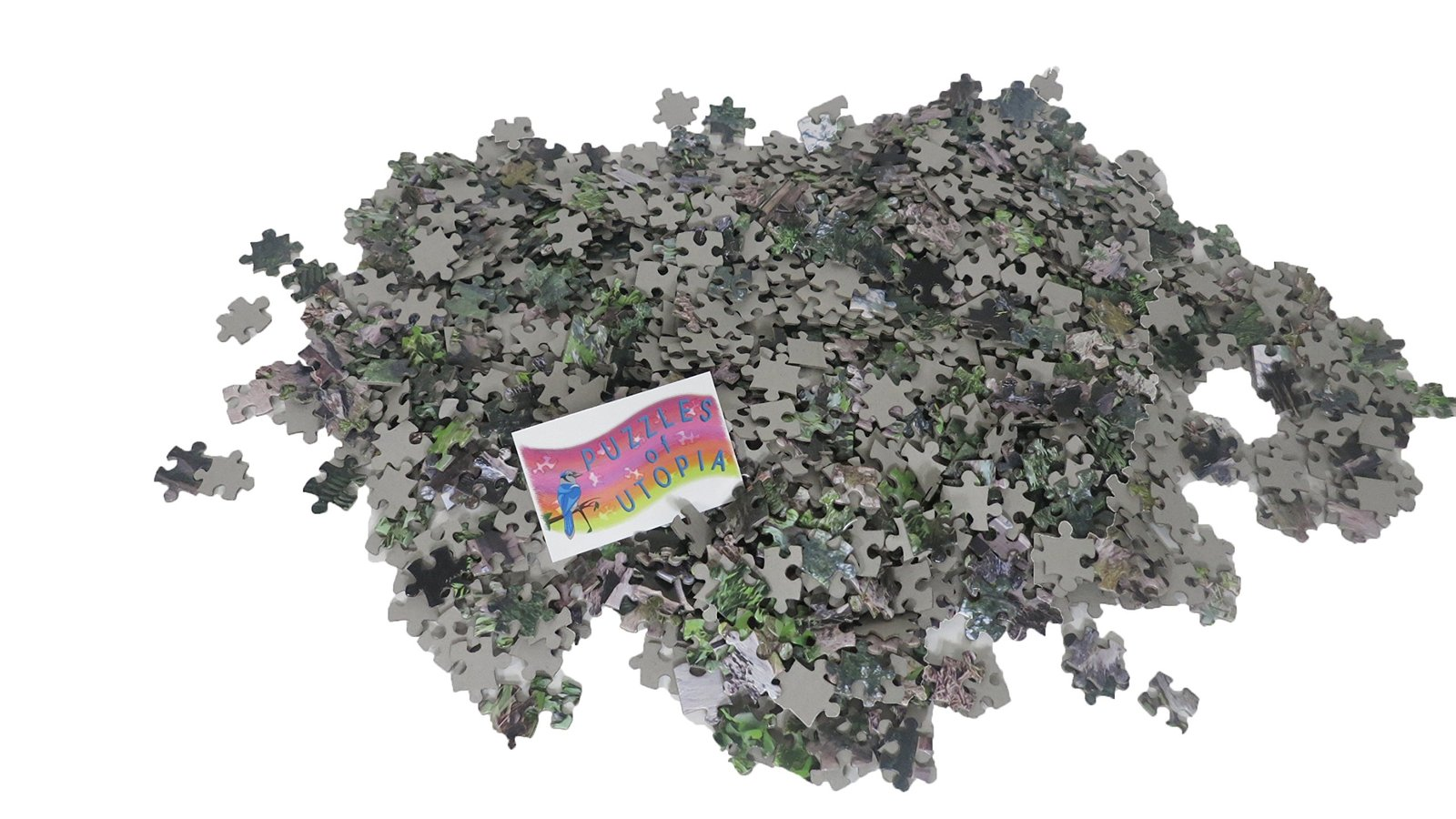 Puzzles of Utopia 1,000 Piece Jigsaw Puzzle for Adults, Teens, Families, Seni...